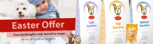 Husse UK Easter offer---Sensitive range